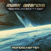 CD-Cover Mark Brandis Raumkadett 8 – Mondschatten