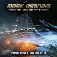 CD-Cover Mark Brandis Raumkadett 1 – Aufbruch zu den Sternen