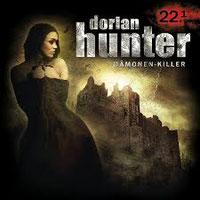 CD-Cover Dorian Hunter - Esmeralda Verrat