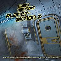 CD-Cover Mark Brandis 30 – Planetaktion Z