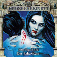 CD-Cover Gruselkabinett Folge 141 Der Judas-Kuss