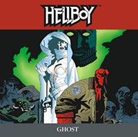 CD-Cover Hellboy - 6 – Ghost