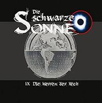 CD-Cover DIE SCHWARZE SONNE 9 Die Herren der Welt