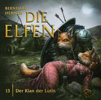 CD-Cover Die Elfen - Der Klan der Lutin