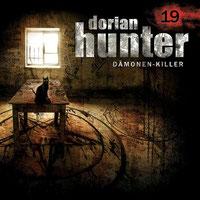 CD-Cover Dorian Hunter - Richtfest