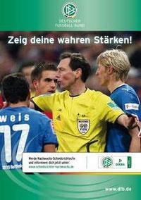 Wir suchen noch Schiedsrichter!.