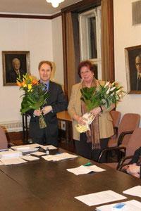 Michael Sass und Antje K. Pieper