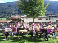 Konzert im Kindergarten