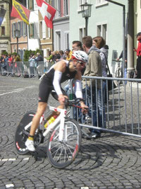 Das Argon 18 Rad mit DT-Swiss Laufräder ist einfach genial!