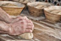 Façonnage du pain