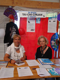 ACS RENTREE STAND QI GONG TAI CHI SEPTEMBRE 2014