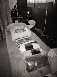 renouvellement des plaids à votre cabinet de soins Elysion a Cugnaux (31)