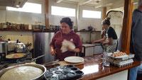 chef Anna Miller schooner Ladona Stephanie Bouchard
