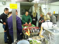 Wildgerichte zubereiten - Wild Kochkurs