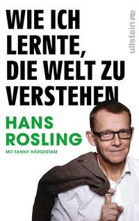 Am Cover sieht man den verstorbenen Hans Rosling.