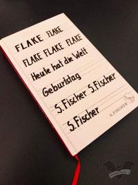 Empfehlenswert: Buch von Flake / Foto: Dunkelklaus