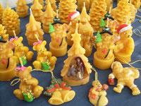 Bis 12 / 2015 Kerzen gießen                                                   im Kloster Grauhof