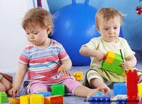 Fachkraft für Kinder bis 3 Jahren