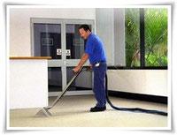 Teppichbodenreinigung