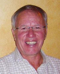 1.Vorsitzender Günter Oswald