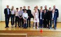 """Die erfolgreichen Teilnehmer beim Bundeswettbewerb """"Prima la Musica"""""""