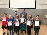 Junior Teilnehmer