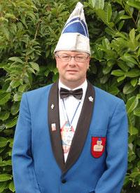 2. Vorstand Ralf Wursthorn