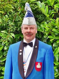 1. Vorstand Dietmar Lutz