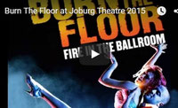 Burn the Floor 日本公演2016