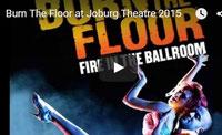 Burn the Floor 日本公演2016