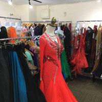 社交ダンス 動画 衣装 ドレス 販売