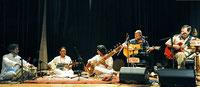 Indisch Blues mit Dr. Mojo und Maharaj Trio (Foto:Spormann)