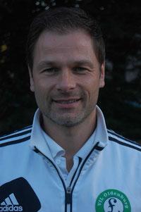Trainer Michael Ackermann war mit der Leistung seiner Mannschaft überhaupt nicht zufrieden