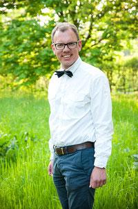 Chorleiter Carsten Schlagwoski, Dortmund, Chor Clamott
