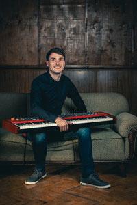 David Platz, Keyboarder und Sänger bei The Facility