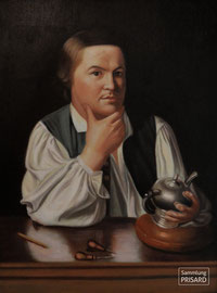 IMA.21.003 Paul Revere (1734/35-1818) / © Sammlung PRISARD