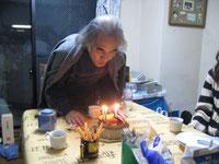 22年12月 65歳誕生日