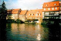 Бамберг Bamberg Kleinvenedig