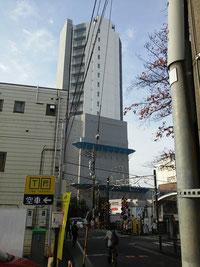 東急大井町線駅前マンション 肩こり