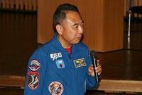 宇宙飛行士の古川聡さん