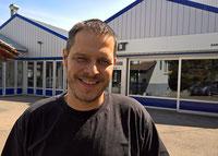 Markus Stocker Inhaber Garage Stocker