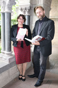Die Herausgeber: Dr. Beate Johlen-Budnik und Prof. Klaus G. Beuckers