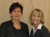 Birgit Liszio und Angela Salewski bekleiden ab sofort die Vorstandposten des RUN