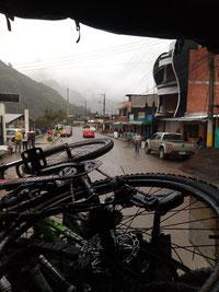 Banos, Equateur