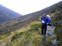 Der unwegsame Weg zum Loch Avon
