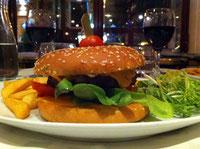 Burger du Rendez-vous Saint-Germain