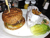 Burger du Lefty