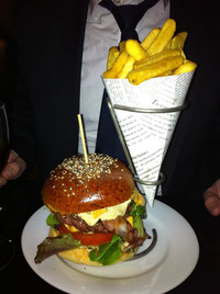 Cheese Burger XL de chez Napoléon