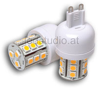 Bild: G9 LED Lampe