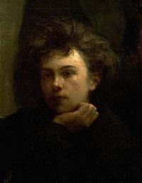 Rimbaud diciassettenne ritratto da Henri-Fantin Latour (1872)